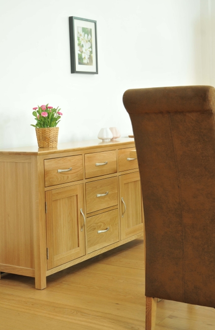 about columbus solid oak furniture living dining room sideboard