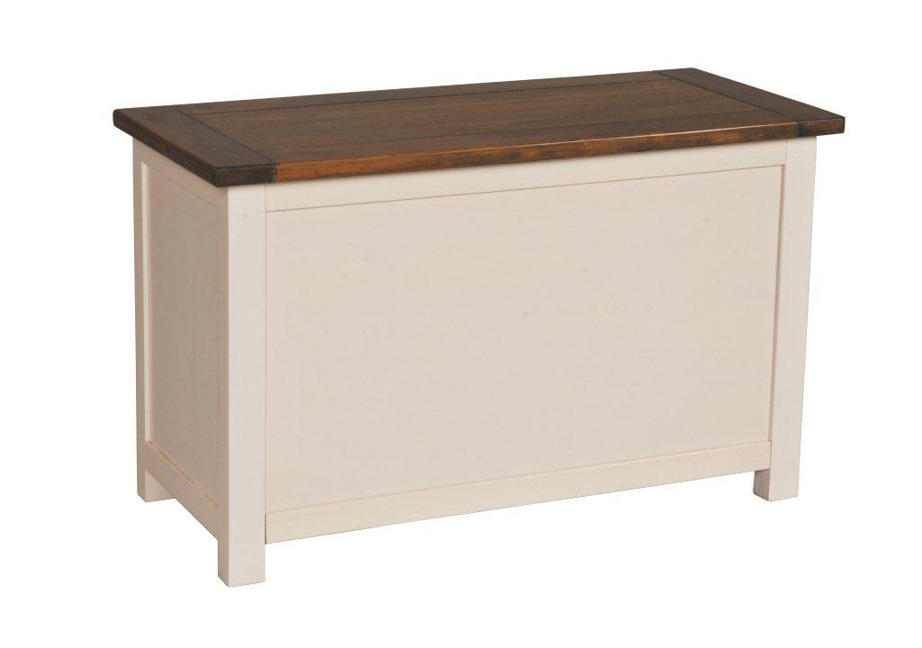 painted pine bedroom furniture blanket storage box chest trunk ebay