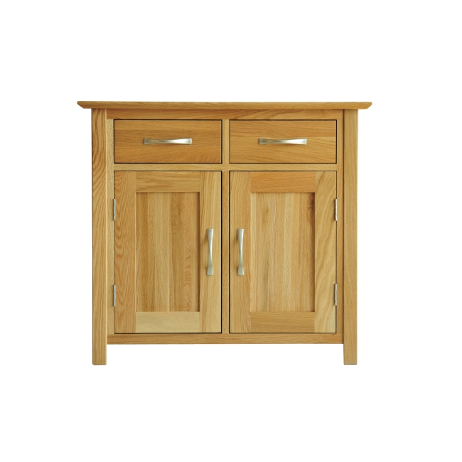 canberra solid oak furniture small living dining room sideboard ebay