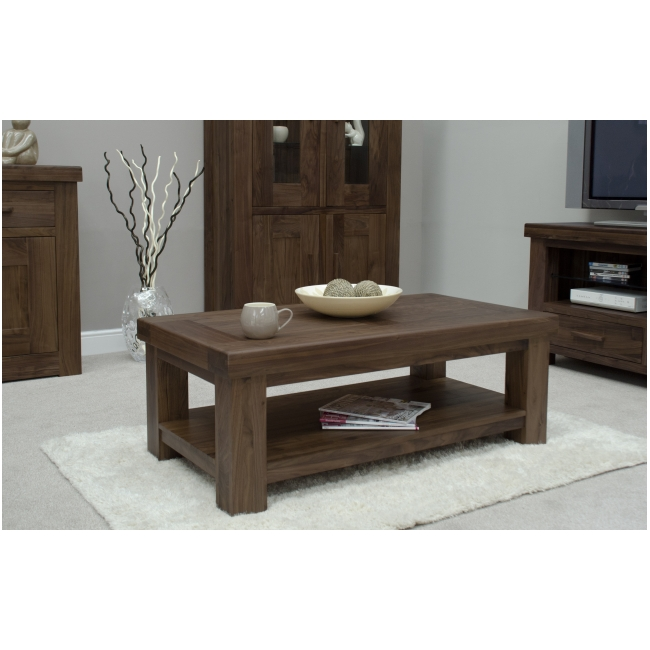 Solid Wood Coffee Tables Living Room 650 x 650