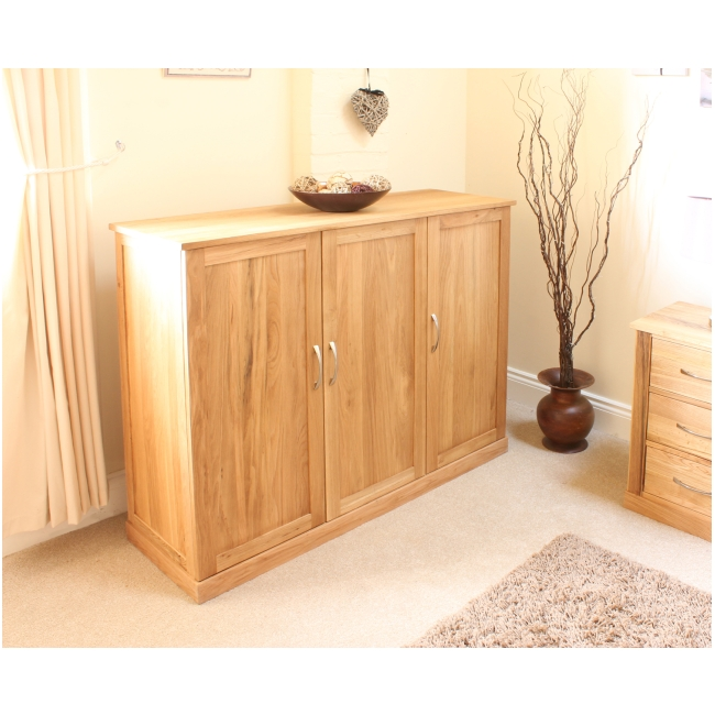 Mobel Solid Oak Furniture Shoe Storage Hallway Bench: Mobel Solid Oak Extra Large Shoe Cupboard Hallway Hall