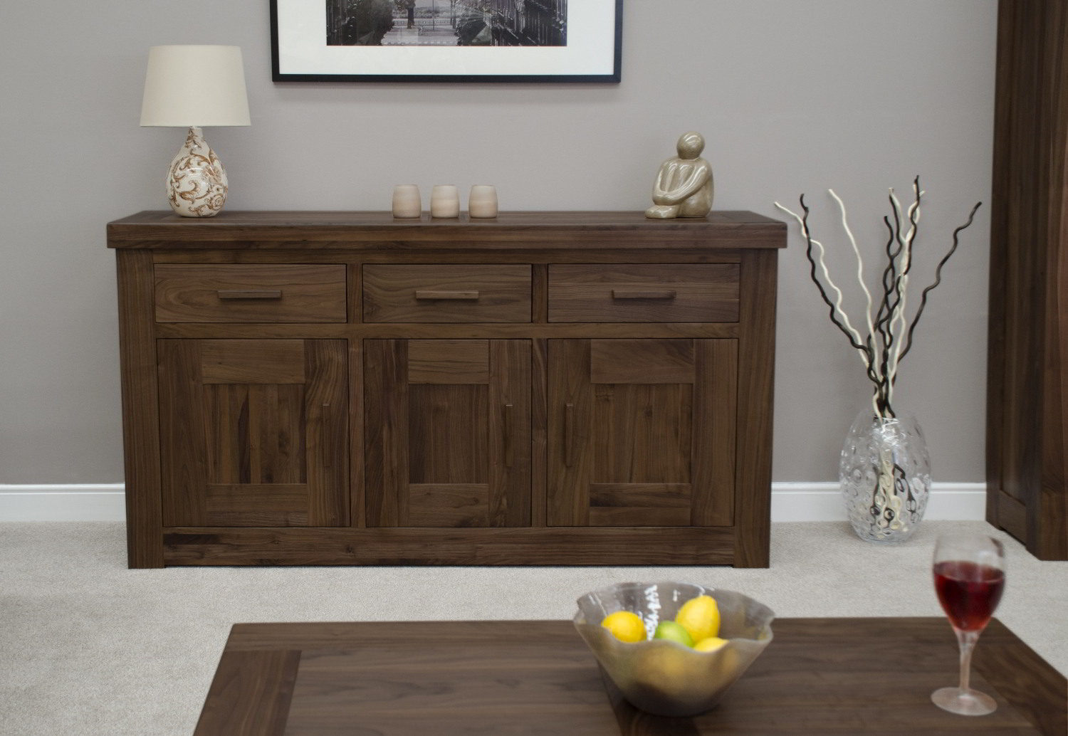Walnut living room furniture uk houzz living room furniture houzz living room furniture h dmbs Walnut effect living room furniture