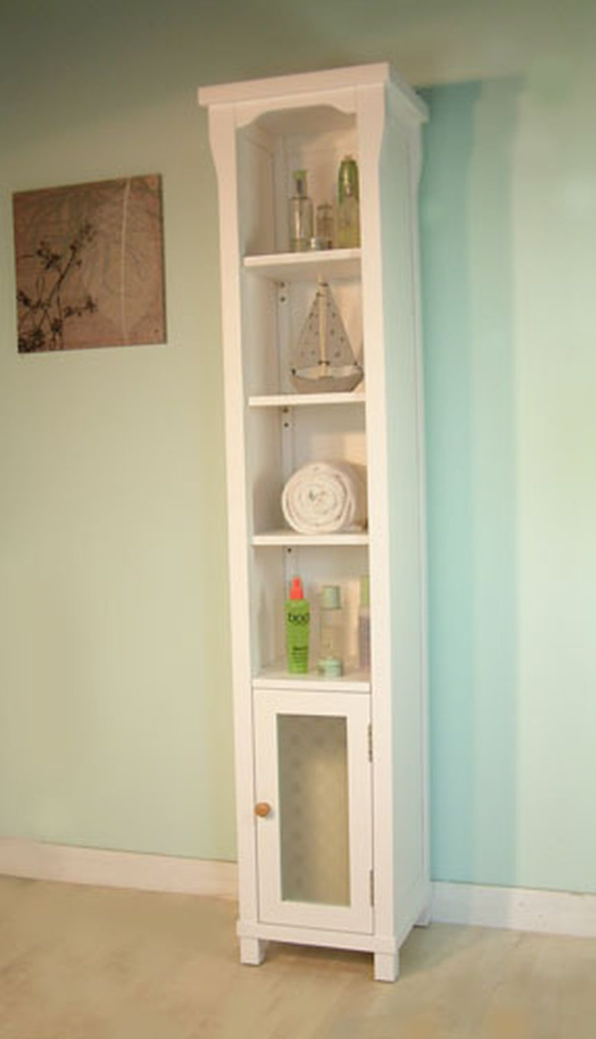 Bathroom Tall Storage Cabinets England