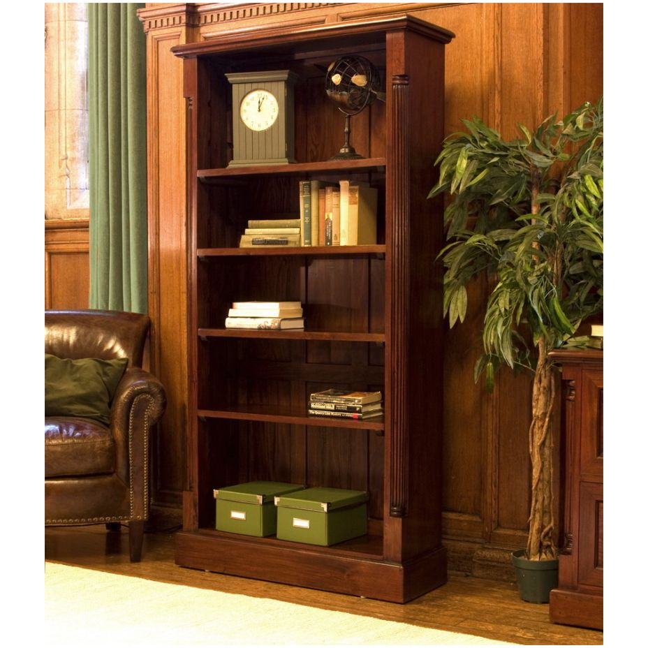 Mahogany Living Room Furniture Chateau Solid Mahogany Furniture Large Living Room Office Bookcase