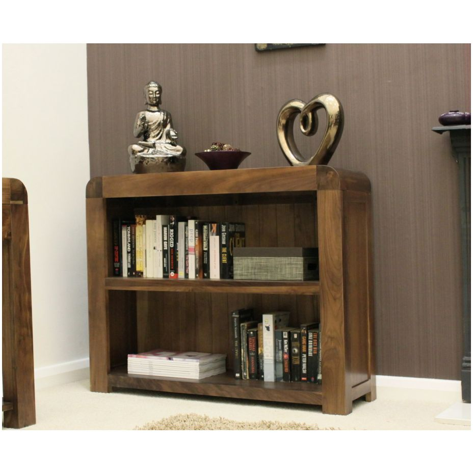 Strathmore Solid Walnut Home Furniture Low Living Room