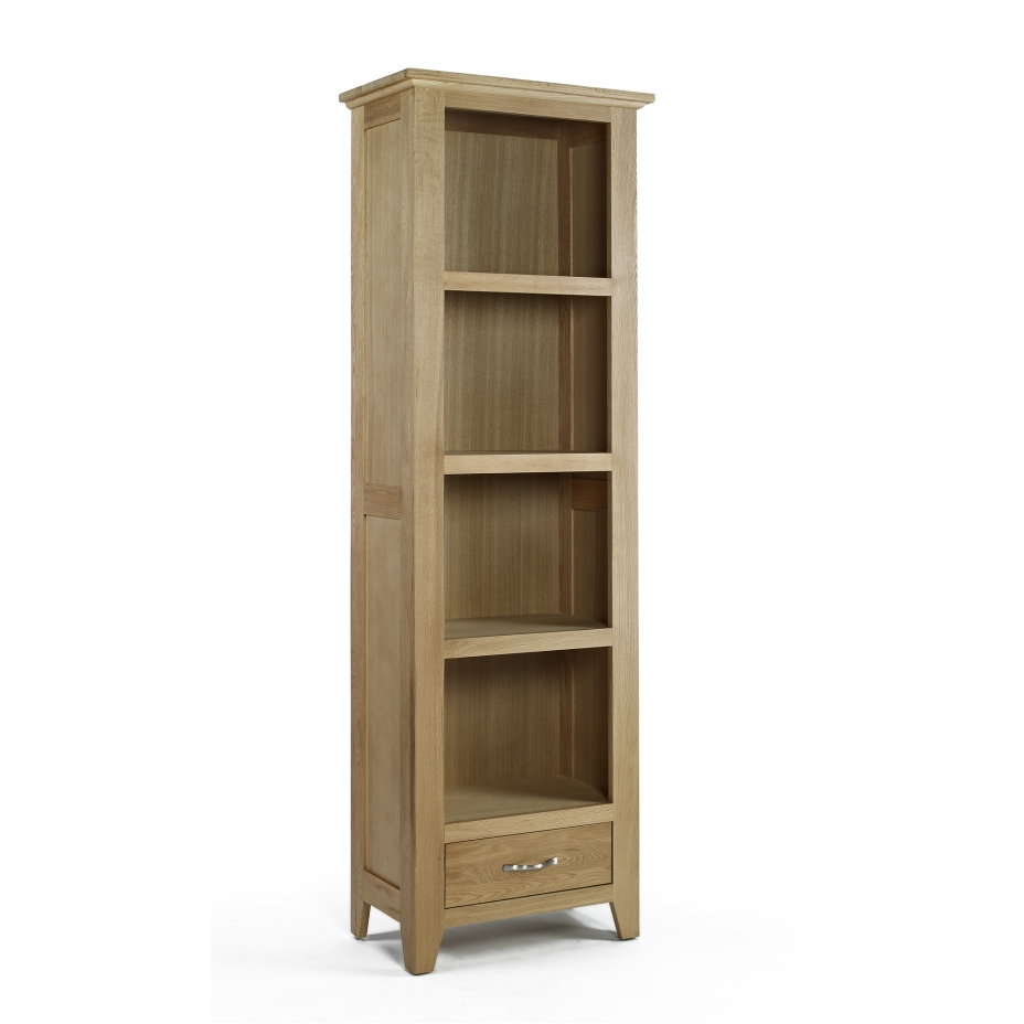 Compton Solid Oak Furniture Living Room Office Bookcase Ebay
