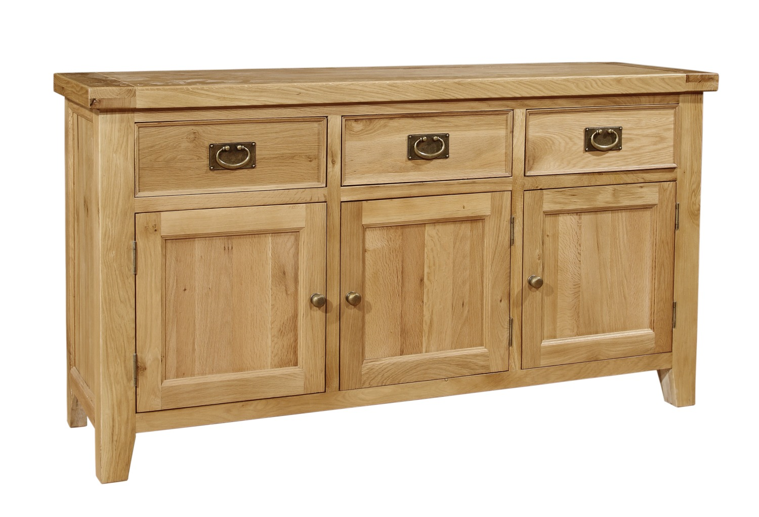 panama solid oak furniture living dining room storage sideboard ebay