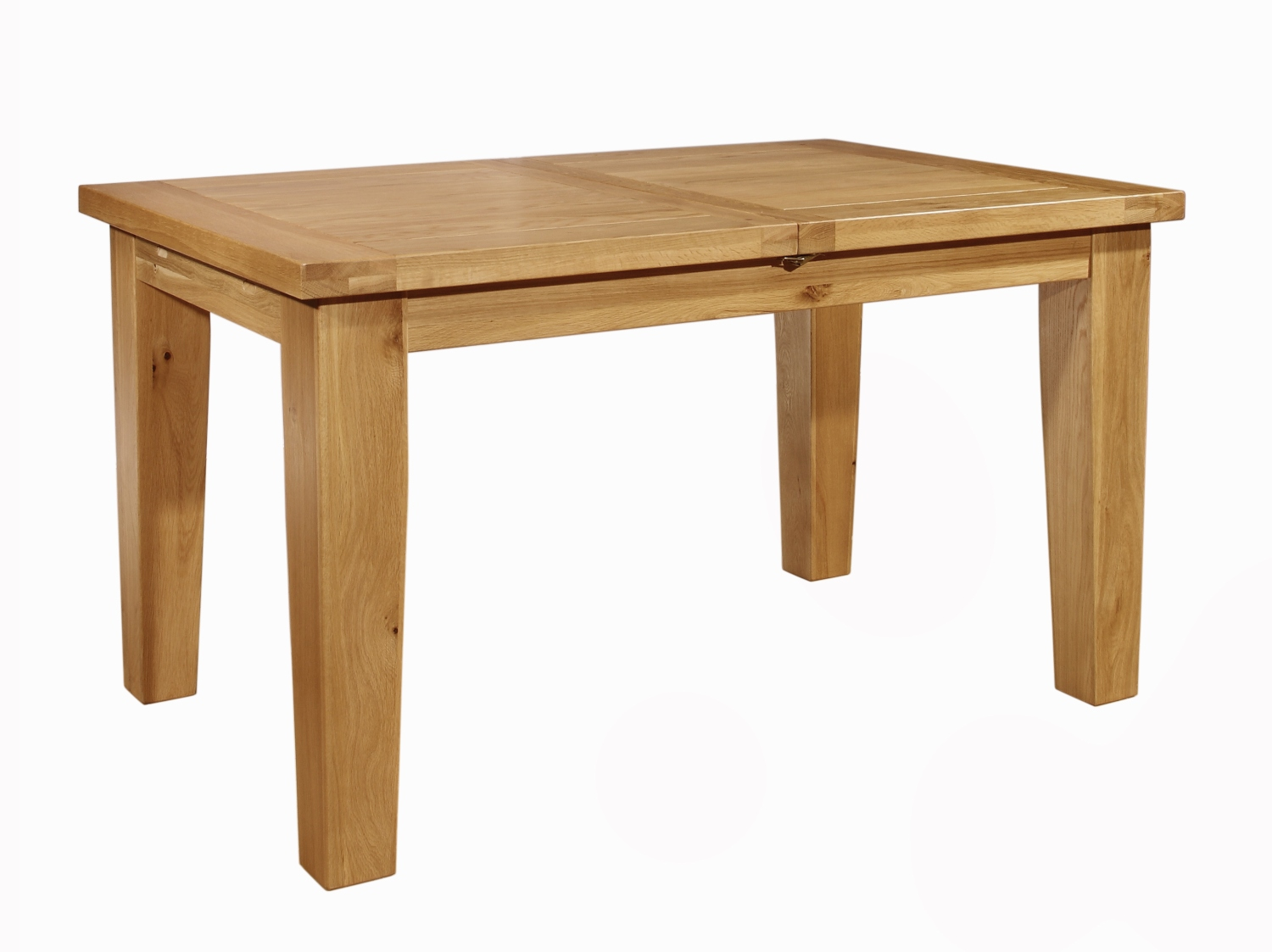 Panama Solid Oak Furniture Extra Large Extending Dining Table EBay