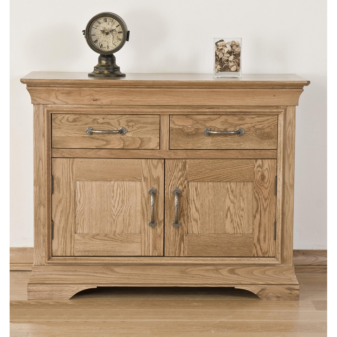 toulon solid oak furniture small storage living dining