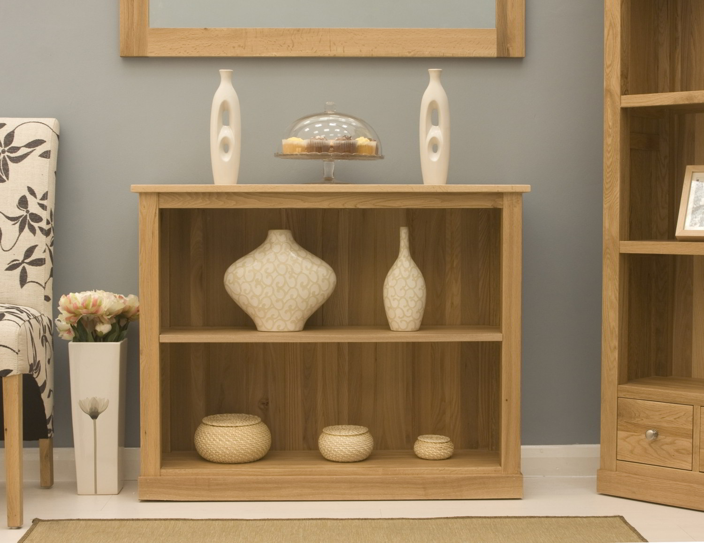 conran solid oak hidden home office. Conran Solid Oak Contemporary Furniture Low Office Living Room Bookcase Hidden Home