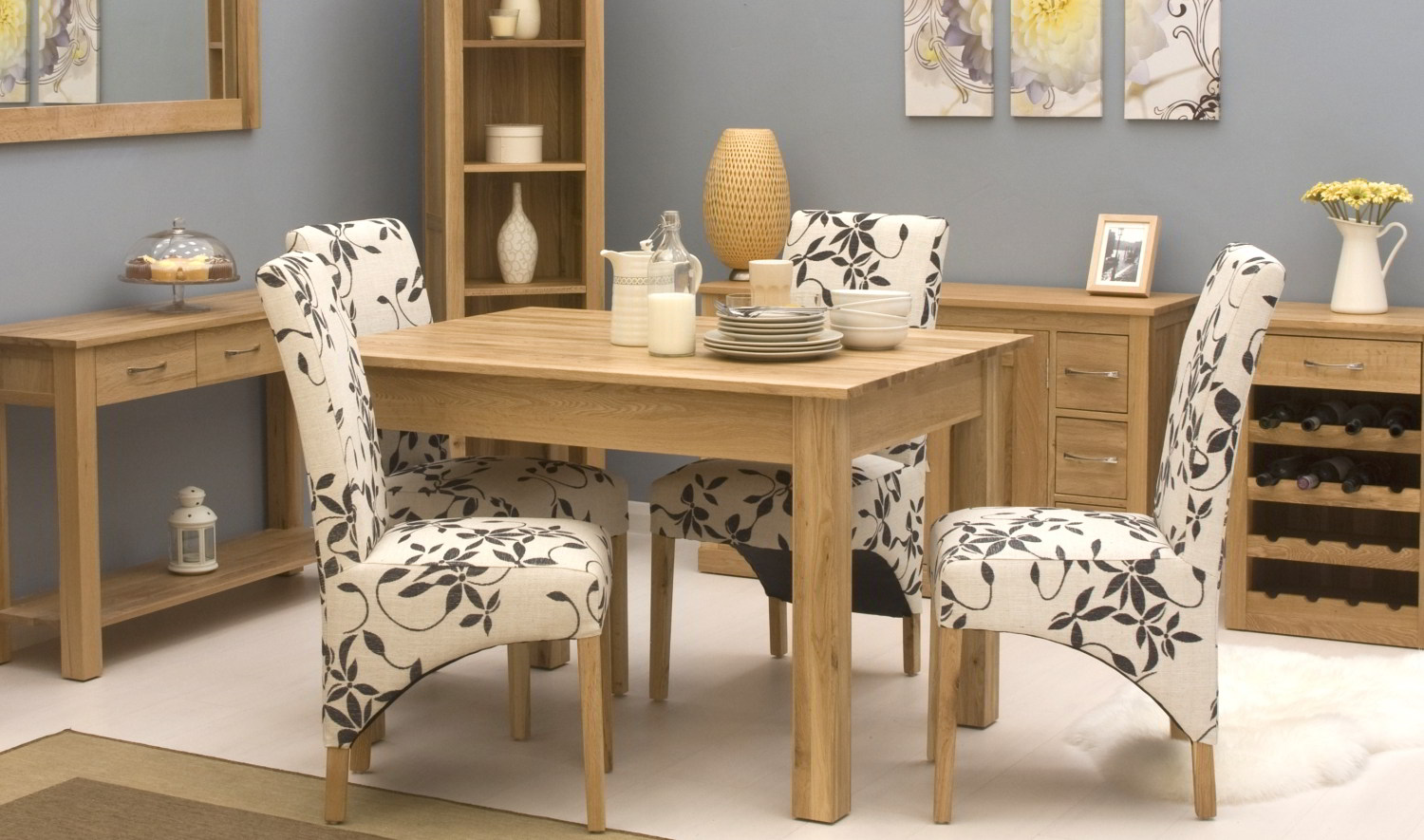mobel solid oak console. Conran Solid Oak Modern Furniture Small Four Seater Dining Table Mobel Console