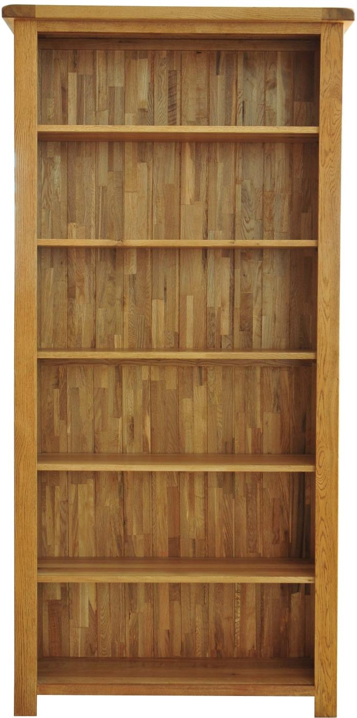 Grasmere Solid Oak Living Room Office Furniture Large